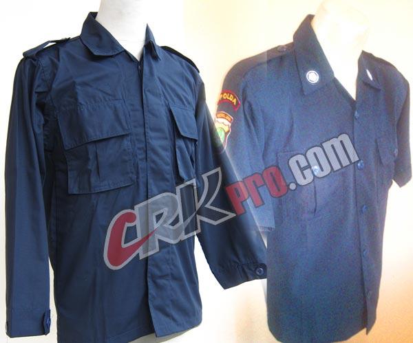 Seragam Security Baju Pdl Satpam Pakaian Dinas Lapangan